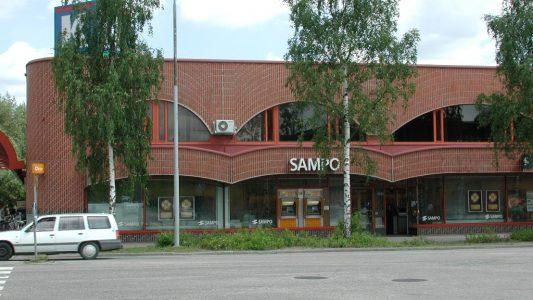 Hervannan liikekeskus