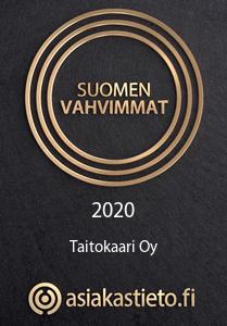 Taitokaari Oy - Suomen Vahvimmat